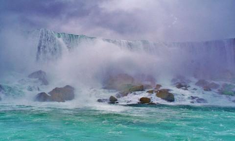 カナダ:ナイアガラの滝4