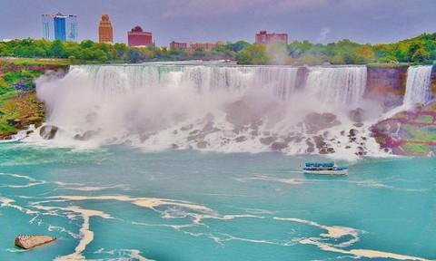カナダ:ナイアガラの滝3