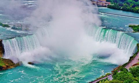 カナダ:ナイアガラの滝6
