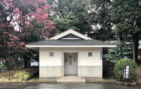 日本武道館_トイレ
