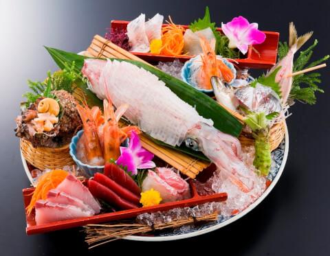 魚介盛り きじま