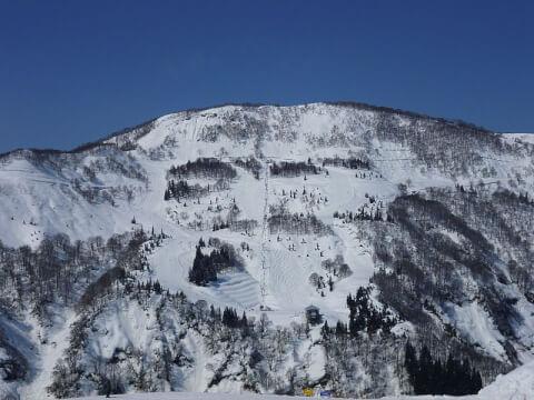 越後湯沢 スキー場