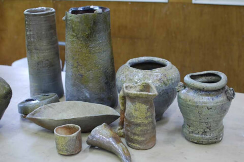 燕三条 陶芸
