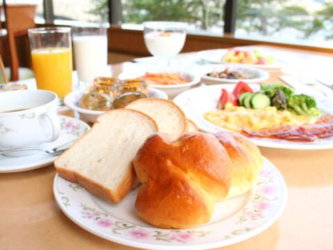 ホテルオークラ新潟 朝食
