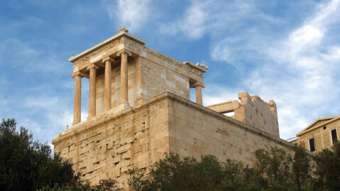 アテナニケ神殿