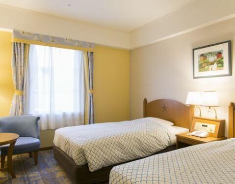 ホテル日航ハウステンボスルーム