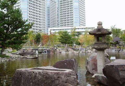 二子玉川公園 日本庭園
