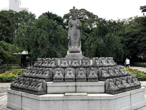 88体の大師像