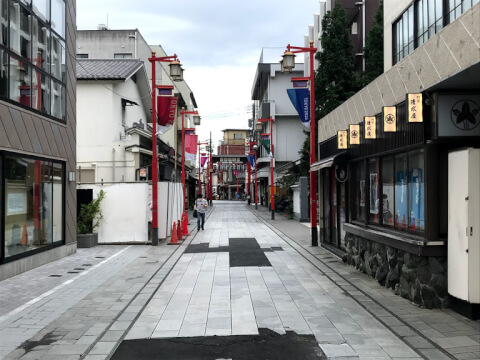 西新井大師食べ歩きスポット