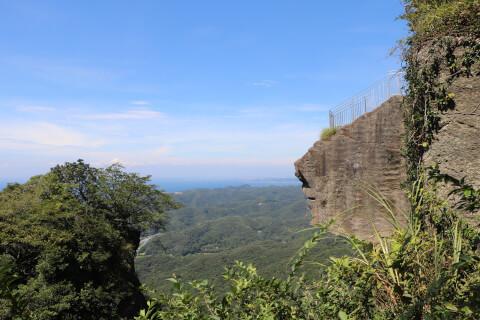 日本 絶景 千葉 鋸山