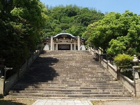 沼名前神社_門前