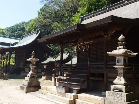 沼名前神社_本堂