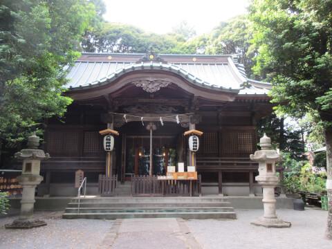 大稲荷神社本殿