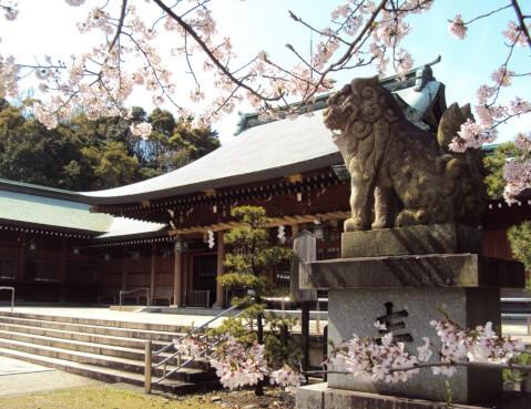 大分県護国神社
