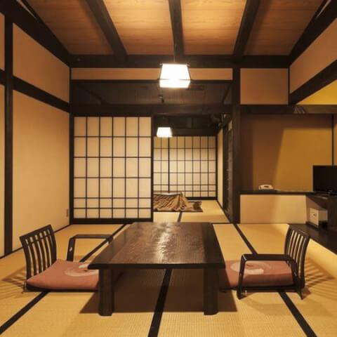 岡田旅館和楽亭部屋