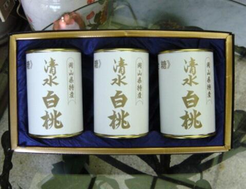 岡山_白桃_缶詰_おすすめ_お土産