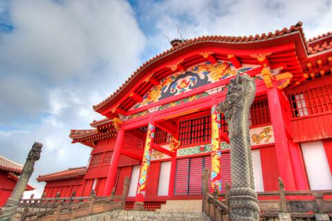 Shurijo-Okinawa