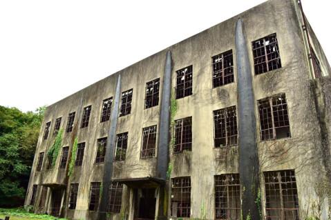 大久野島-毒ガスの廃墟