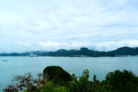 大久野島-展望台