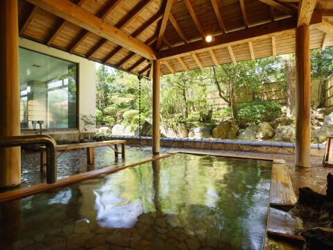 大橋館 風呂