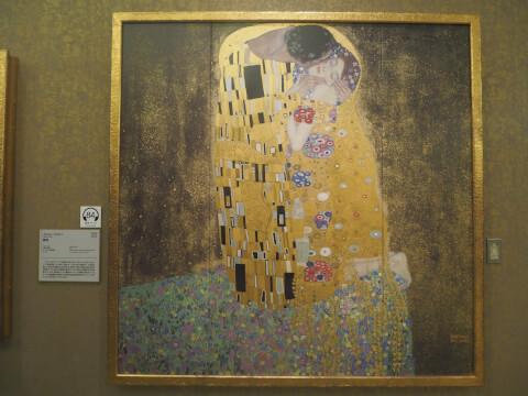 接吻 クリムト 大塚国際美術館