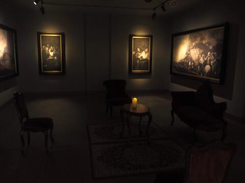 黒い絵 ゴヤ 大塚国際美術館