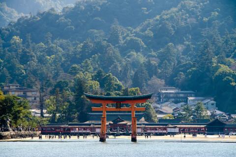 厳島神社 大鳥居 宮島