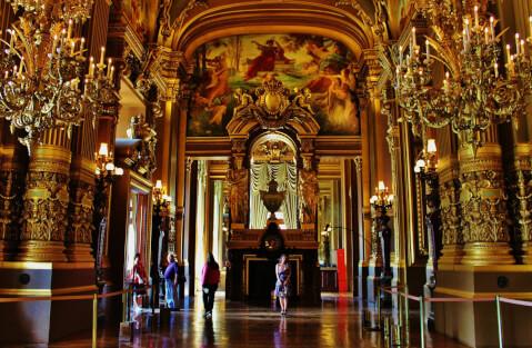 オペラ・ガルニエの画像