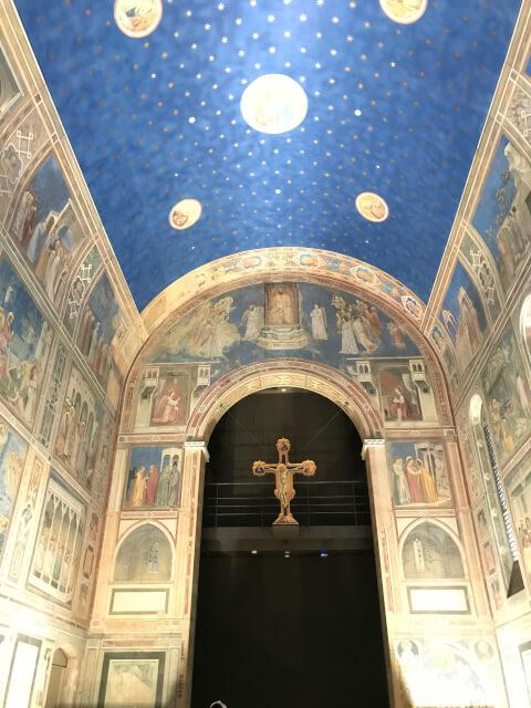 スクロヴェーニ礼拝堂 大塚国際美術館