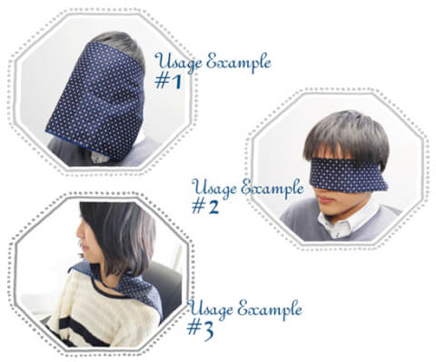 oyasumi handkerchief