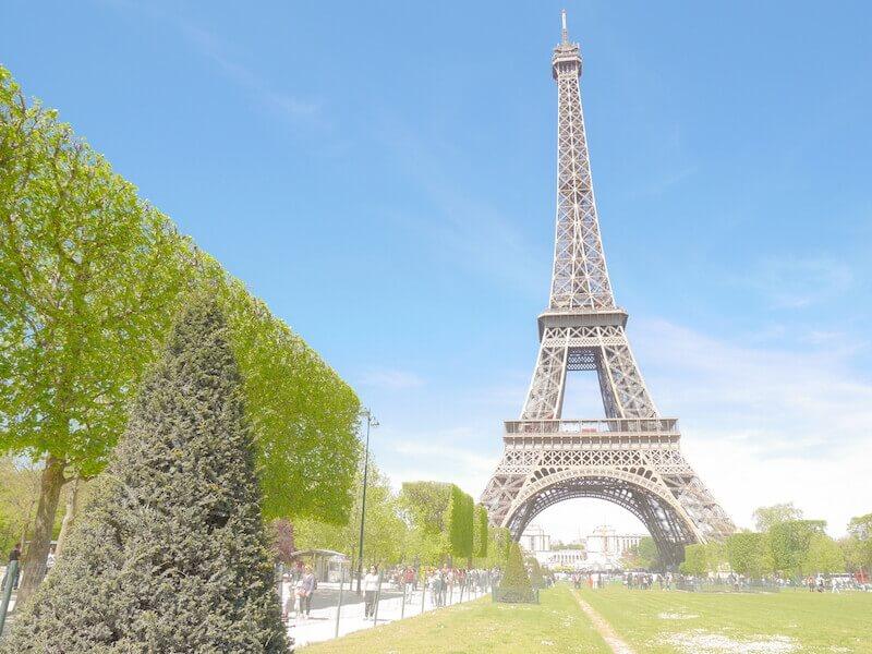 パリの観光地24選!パリ市内から...