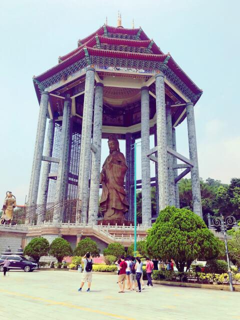 Penang_temple