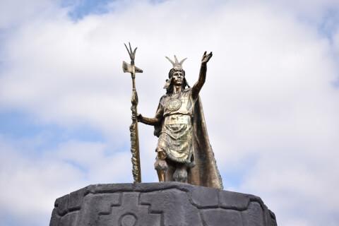 ペルーの人気観光地、インカ帝国の歴史