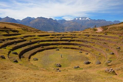 ペルーのおすすめ観光スポット、モライ