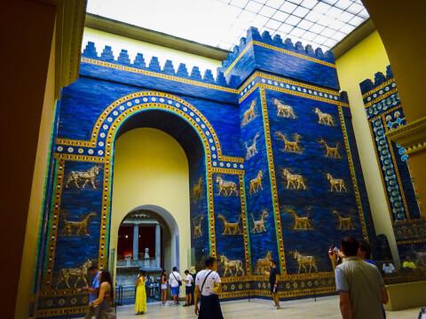 ペルガモン博物館