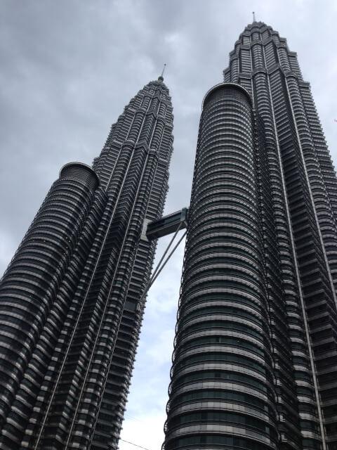 マレーシア ペトロナスツインタワー クアラルンプール