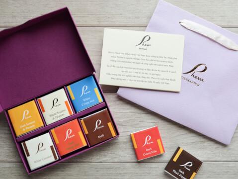phevachocolate フェバチョコレート ダナン お土産