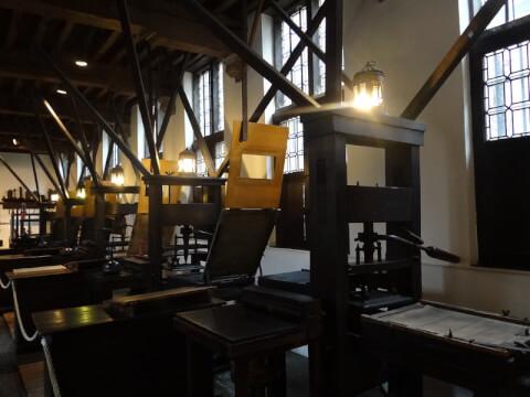 プランタン・モレトゥス印刷博物館