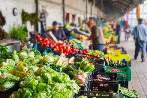 ポルトガルの人気観光地、ボリャオン市場