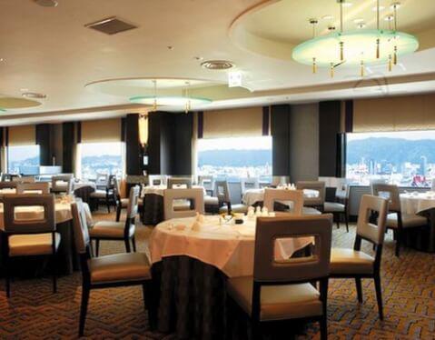 ポートピアホテル中華料理