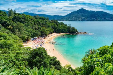 タイ 観光 ビーチ
