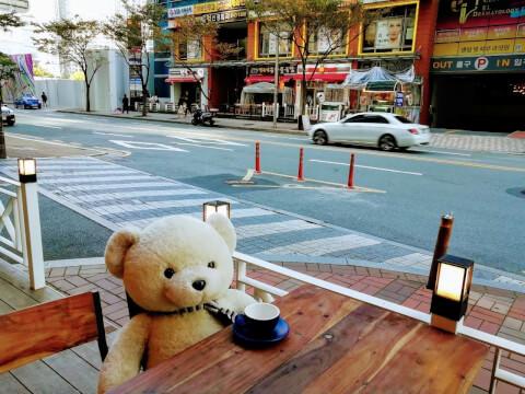 広安里ビーチ カフェ 釜山