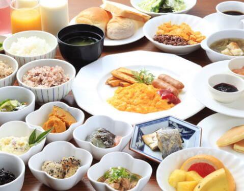 クインテッサ朝食