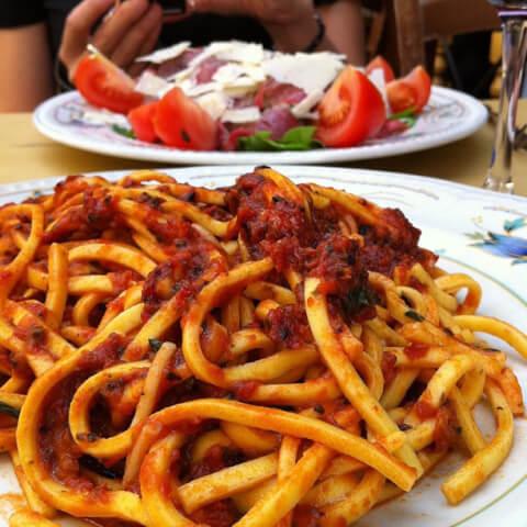 スパゲッティキタッラ