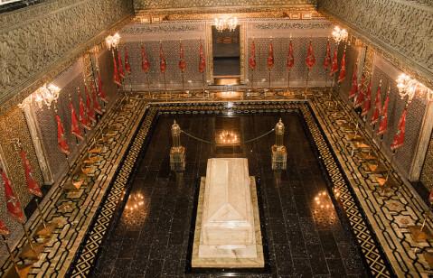 ムハンマド五世霊廟
