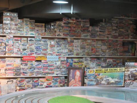 ラーメン博物館 カーレース