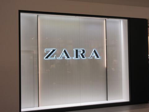 ZARA ららぽーと海老名