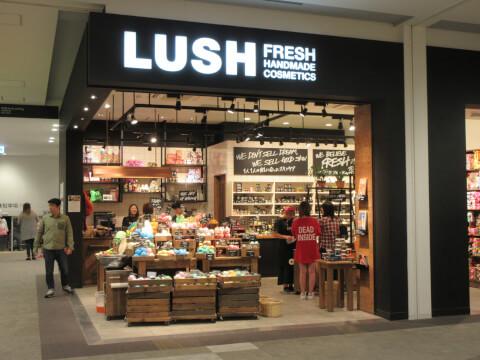 LUSH 石鹸