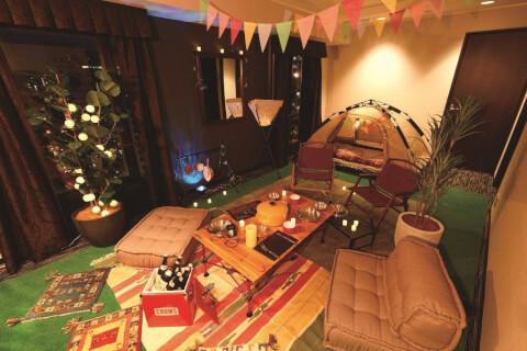 レンブラントホテル厚木グランピングルーム