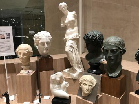 ルーブル美術館 レプリカ